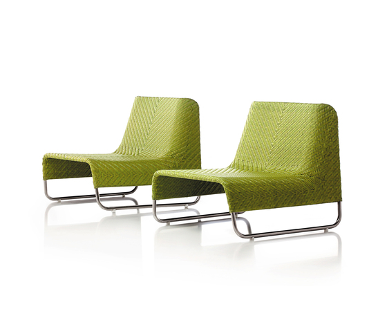 Air chairs Chaise longue von Expormim