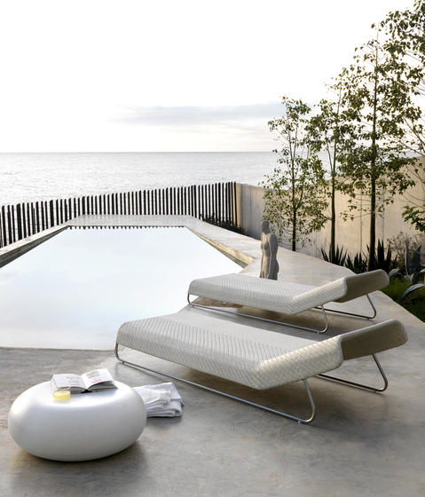 Air chairs Beach armchair by Expormim
