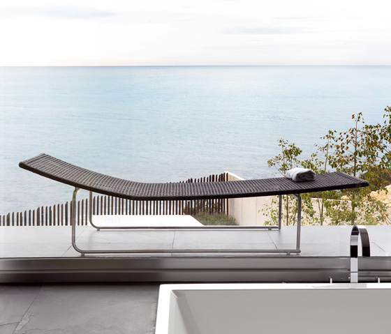 Chicago Chaise longue di Expormim