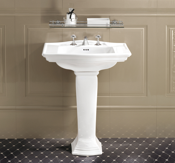 Westminster WC by Devon&Devon