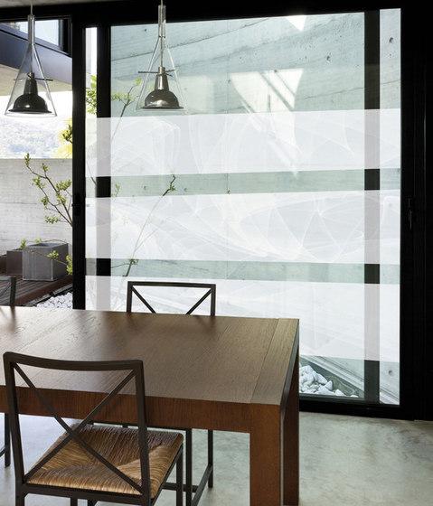 Glass|Transparent structures Horseshoe Nail de Hornschuch