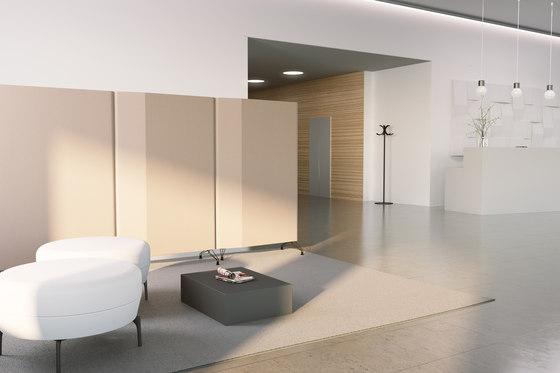 Triline Raumteiler von Abstracta