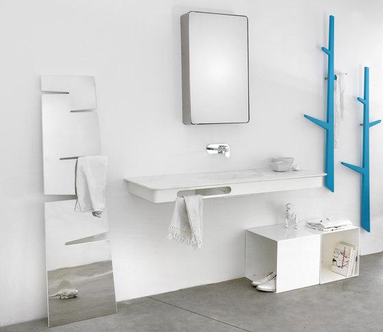 Toalleros-estanterías toallas  Accesorios de baño  Tree