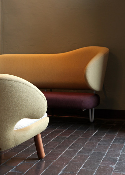 Wall Sofa by House of Finn Juhl - Onecollection