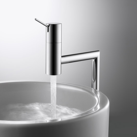 KWC ONO Lever mixer|Swivel spout 360° by KWC