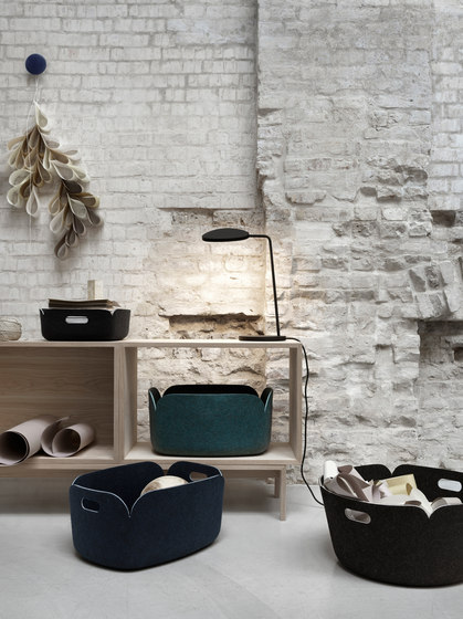 Restore | multi purpose basket by Muuto