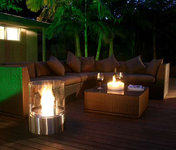 Cyl by EcoSmart™ Fire