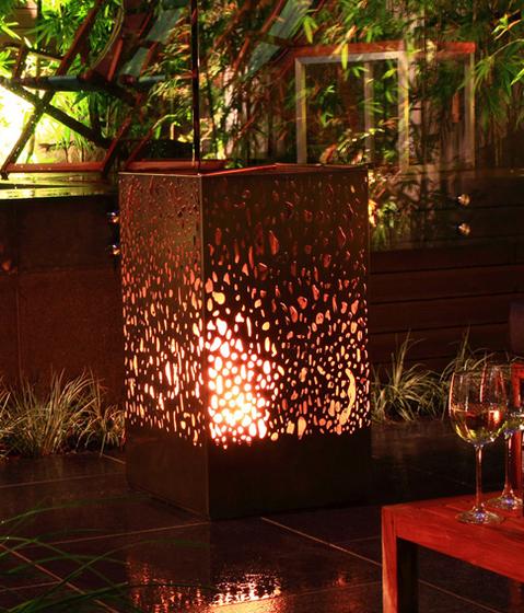 Lantern de EcoSmart™ Fire