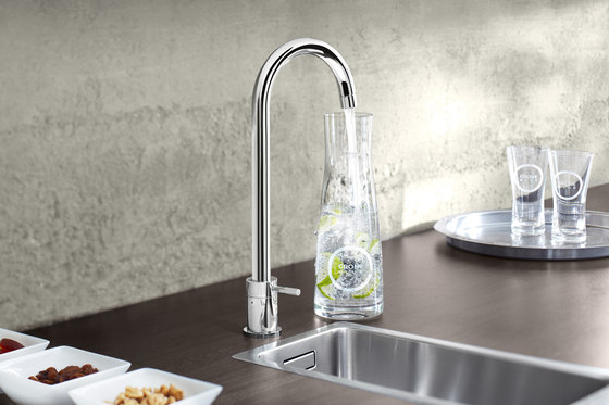 GROHE Blue Glass carafe de GROHE