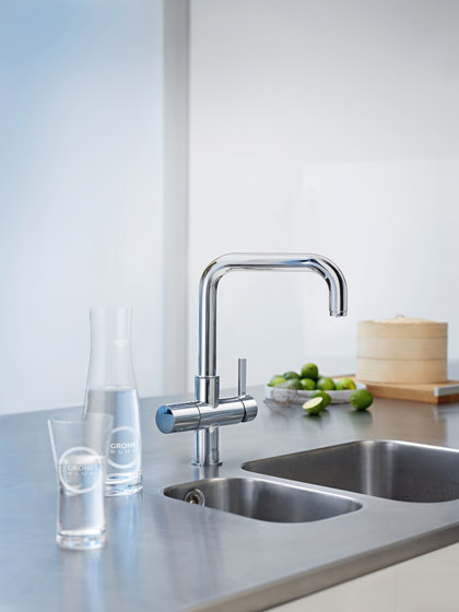 GROHE Blue® Glass carafe by GROHE