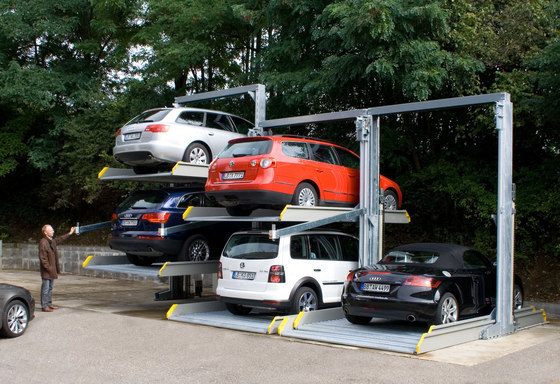 Parklift 421 de Wöhr