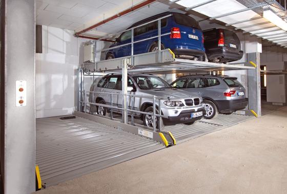 Parklift 440 von Wöhr