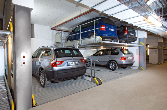 Parklift 440 by Wöhr