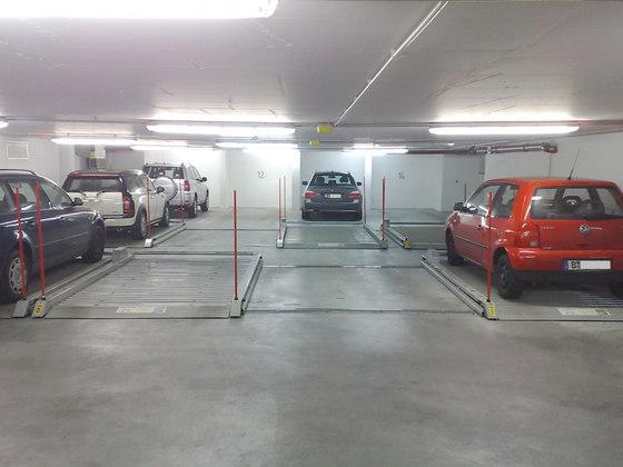 Parkplatte 501 de Wöhr