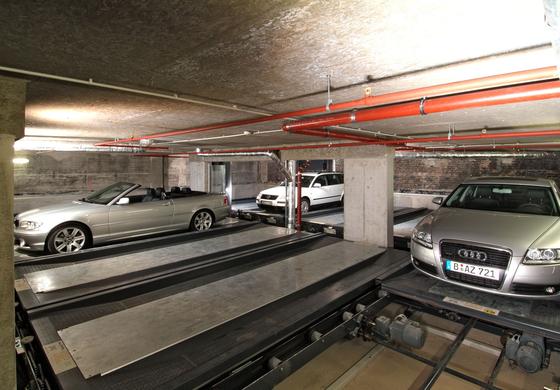 Flurparker 570 von Wöhr
