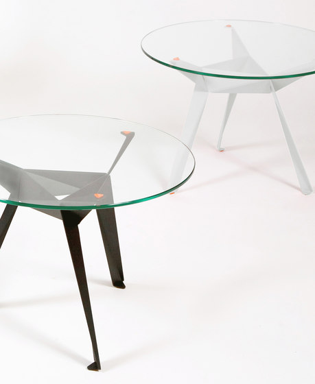 Origami Side Table by Innermost
