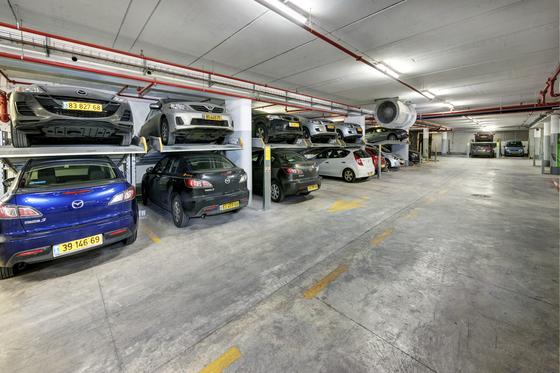 Parklift 401 von Wöhr