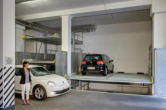 Parklift 403 by Wöhr