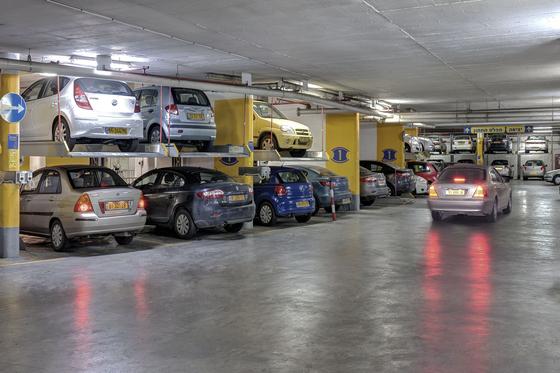 Parklift 411 by Wöhr