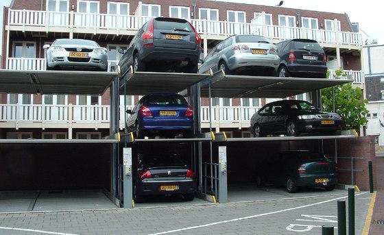 Parklift 413 de Wöhr