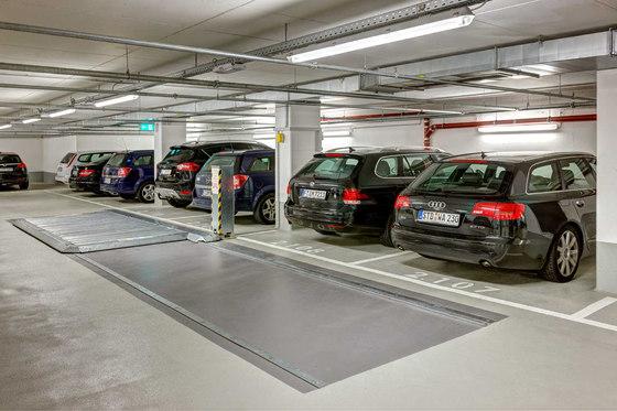 Parking platform 503 by Wöhr