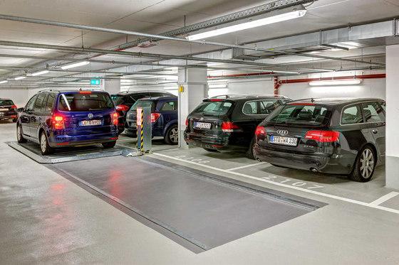 Parkplatte 503 von Wöhr