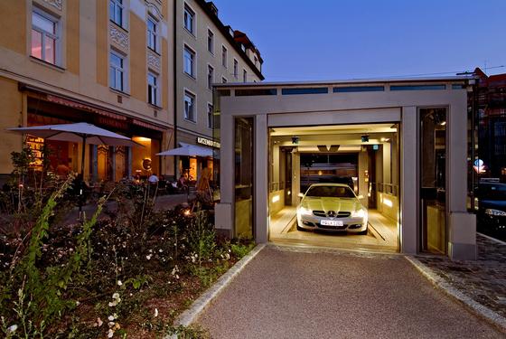 Multiparker 740 di Wöhr
