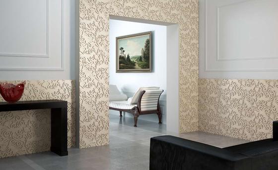 Fenice Relief 60x60 cm de Decormarmi