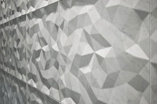 carrelage mural parements dune marmo di carrara 60x60 cm. Black Bedroom Furniture Sets. Home Design Ideas