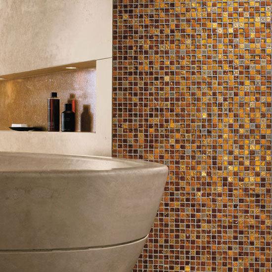 Ambra 2 Mosaic by Petra Antiqua srl