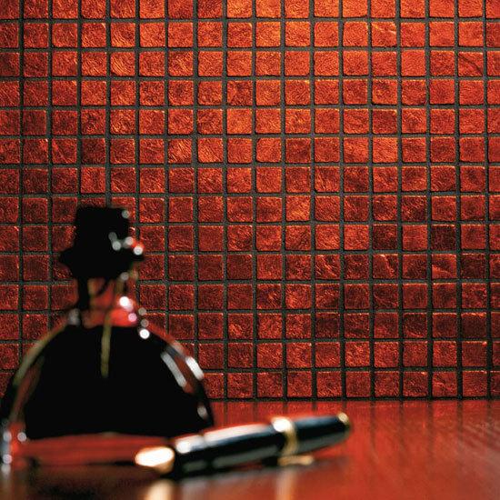 Lacca Arancione LVA 12 Mosaic by Petra Antiqua srl