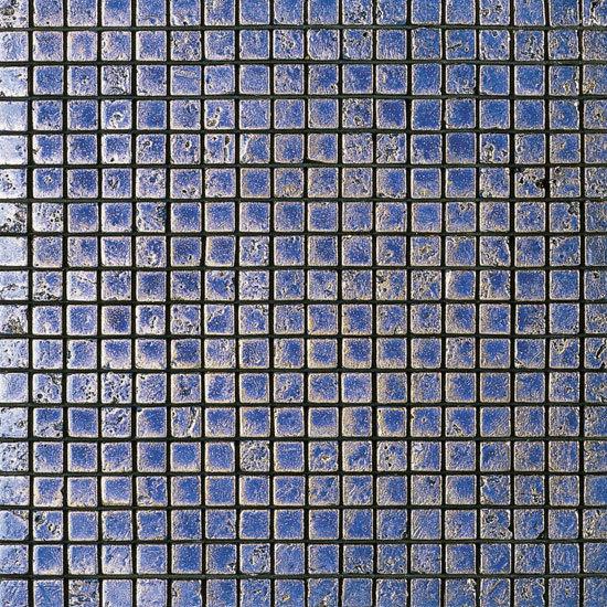 Lacca Blu LVB 1 Mosaico di Petra Antiqua srl