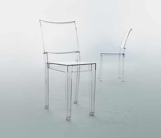 Louis Ghost by Kartell
