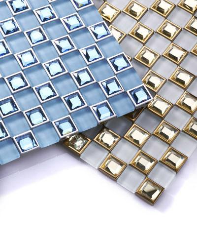 Diamond Glass Plus DC16F CS46S by MegaTiles Limited