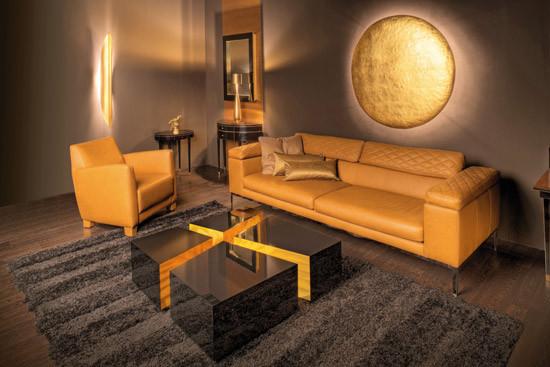 Anna B Club Sofa by Christine Kröncke