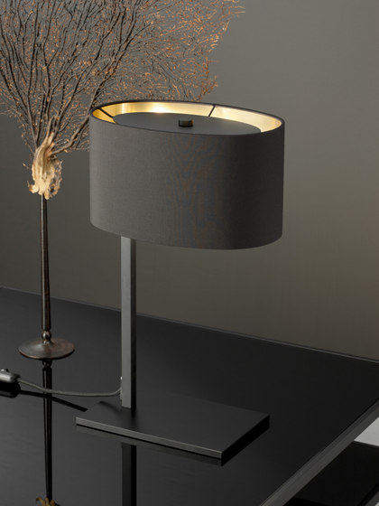 Mono Table Lamp Round de Christine Kröncke