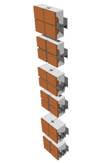 PIZ cladding system by PIZ s.r.l.