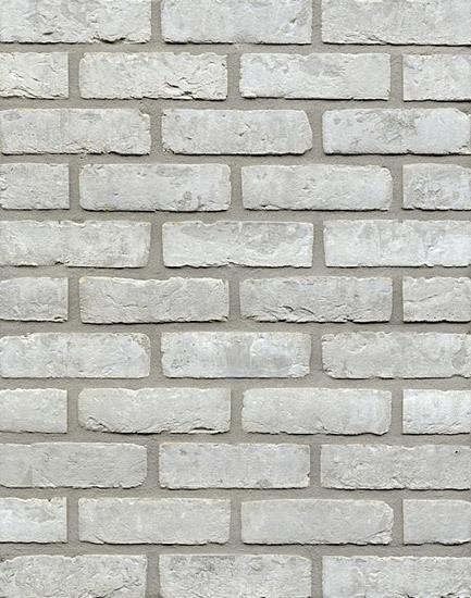 Rainbow Silber handformed brick by A·K·A Ziegelgruppe