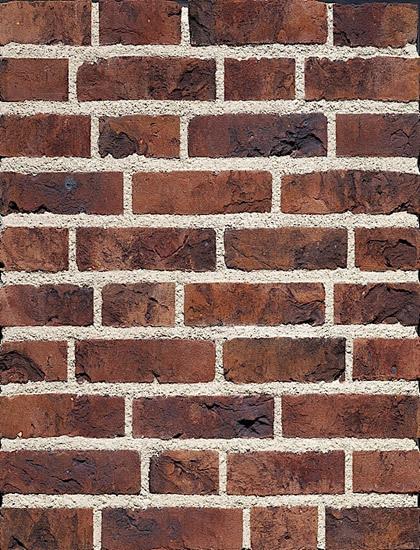 Autumn handformed brick de A·K·A Ziegelgruppe
