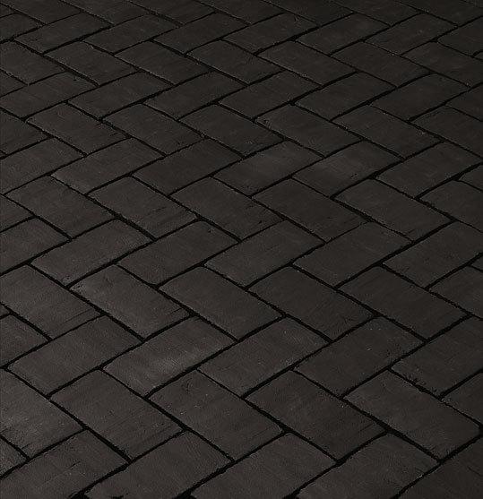 Texel paving bricks de A·K·A Ziegelgruppe