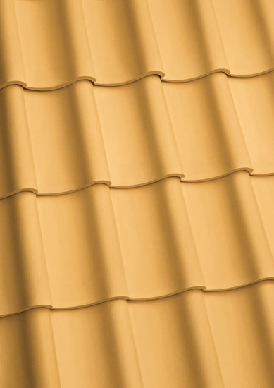 Nordica Denkmal interlocking pantile by A·K·A Ziegelgruppe