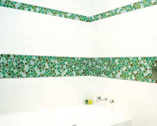 Bubbles Glass Mosaic M03 de EVIT