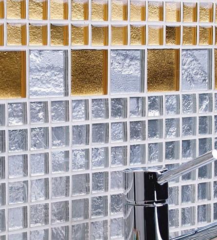 Laser Glass Mosaic EL203 by EVIT
