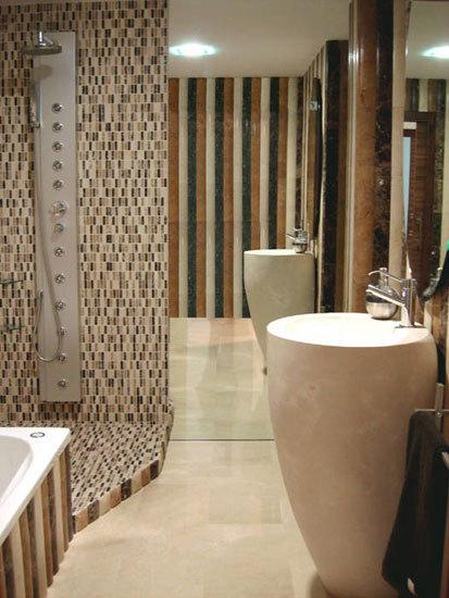 Kronos mosaic naturstein mosaike von molduras de m rmol - Molduras de marmol ...