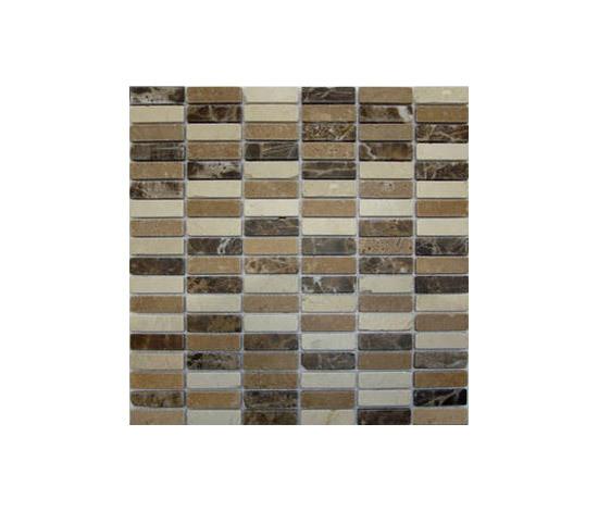 Kronos Mosaic de Molduras de Mármol