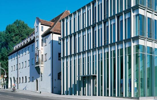 City council Landsberg, Germany de Wicona