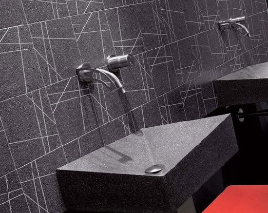 Decostruzione Rift Avorio terrazzo tile by MIPA