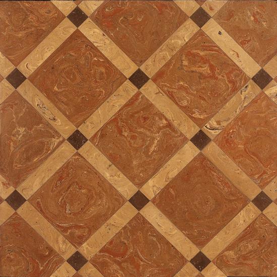 Variegato clay tiles de Fornace Polirone