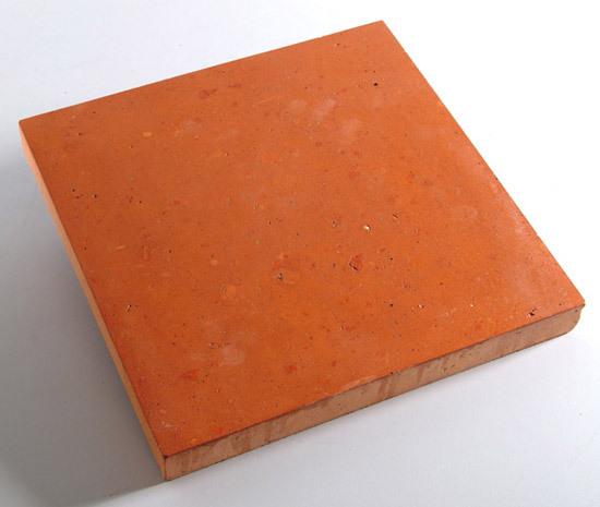 Rosato Rosso clay tile von Fornace Polirone