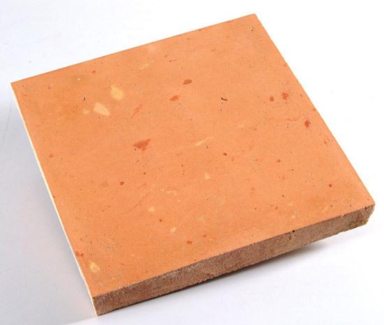 Rosato Chiaro clay tile by Fornace Polirone